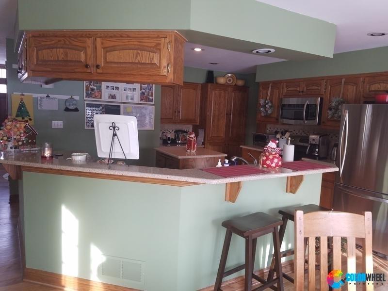 Hartland Painting Cabinets C1e