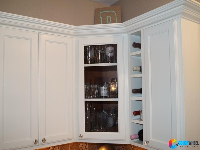 Shoreood Cabinet Painting C1e