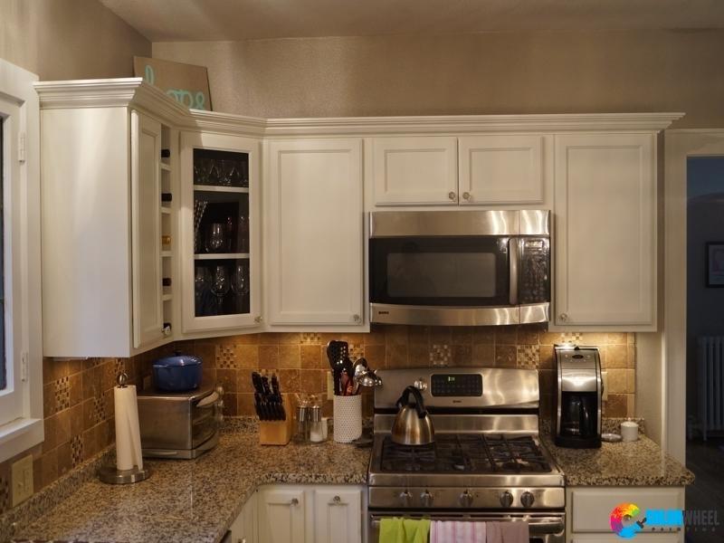 Shorewood Cabinet Painting C1d