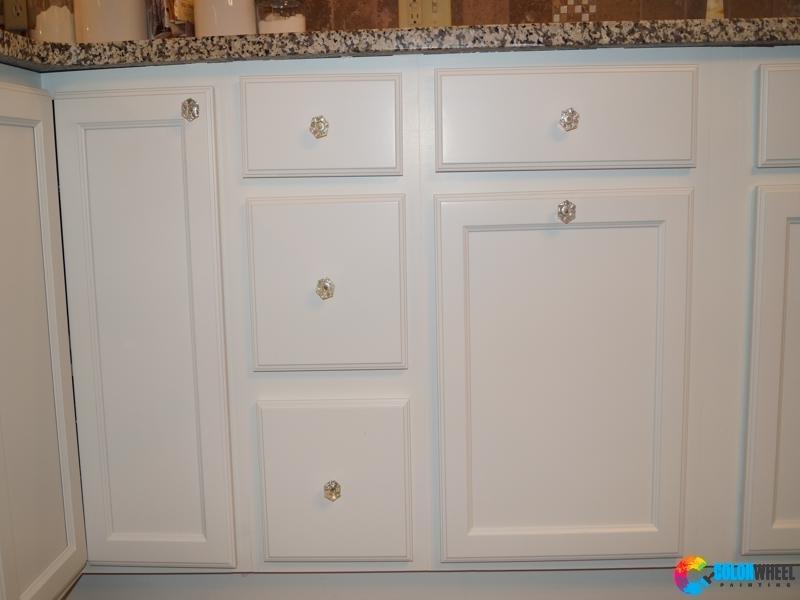 Shorewood Cabinet Painting C1f